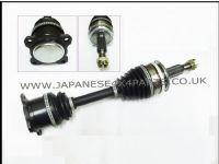 Mitsubishi L200 Pick Up 2.5DID - B40 - KB4T (03/2006-03/2015) - Front Axle CV Joint Drive Shaft Complete R/H